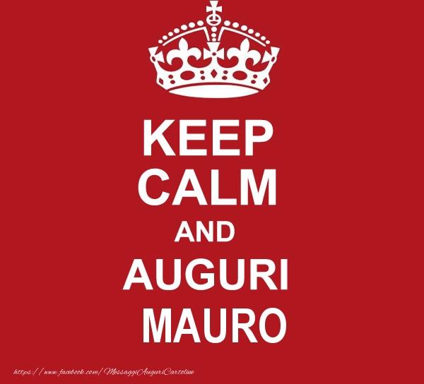 Buon Compleanno Mauro