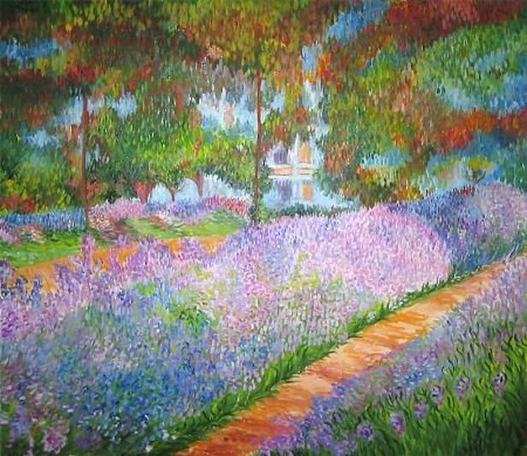 Nome:   Giardino Monet 5 .jpg Visite:  169 Grandezza:  95.5 KB