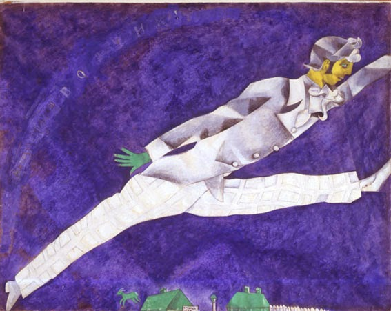 Nome:   chagall-the-traveler-1917.jpg