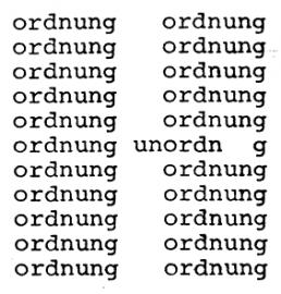 Nome:   timm+ulrichs,+ordnung+i+unordnung.jpg Visite:  818 Grandezza:  20.4 KB