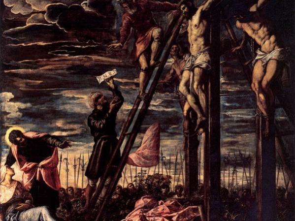 Nome:   1978-tintoretto_crucifixion_san_20cassano.jpg Visite:  155 Grandezza:  55.9 KB