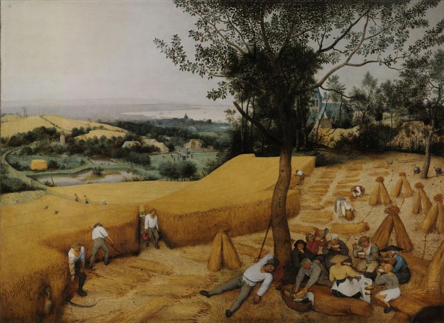 Nome:   Pieter_Bruegel_the_Elder-_The_Harvesters-1024x746.jpg Visite:  11 Grandezza:  96.9 KB