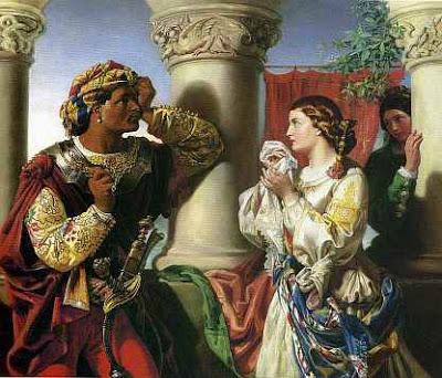 Nome:   Othello e Desdemona D. MACLISE 1859.jpg Visite:  104 Grandezza:  59.4 KB