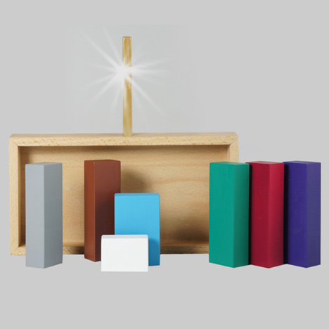 Nome:   dezeen_Colour-Nativity-by-Sebastian-Bergne_1sq.jpg Visite:  346 Grandezza:  40.7 KB