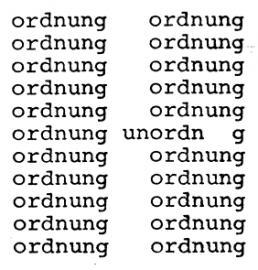 Nome:   timm+ulrichs,+ordnung+i+unordnung.jpg Visite:  796 Grandezza:  20.4 KB