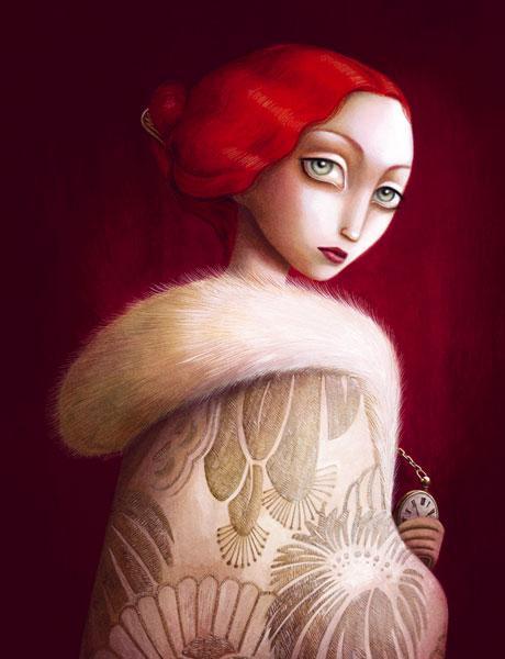 Nome:   Olga-Benjamin-Lacombe.jpg Visite:  454 Grandezza:  32.0 KB