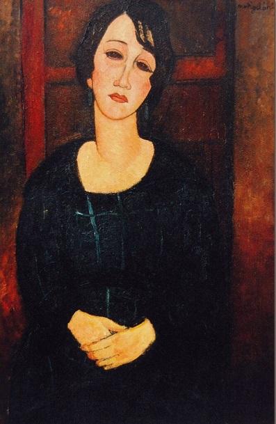 Nome:   Modigliani,%20Donna%20in%20abito%20scozzese.jpg Visite:  41 Grandezza:  92.6 KB